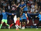 Болельщики сборной Хорватии скандировали «Слава Украине!» в «Лужниках» на матче ЧМ-2018 с Англией (ВИДЕО)