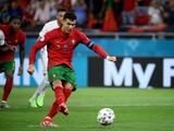 Роналду забил больше голов на групповом этапе, чем 75% команд Евро-2020