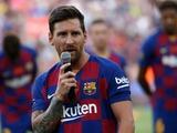 Пике предложил назвать новый стадион «Барселоны» в честь Месси