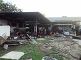 Пожар на базе «Фламенго»: погибли 10 человек