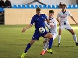 «Динамо U-21» — «Черноморец U-21» — 0:0. Протокол матча, обзор