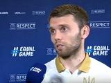Александр Караваев: «Капитанство в сборной — это больше, чем дебют и первый гол»