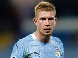 Де Брюйне отклонил предложение «Манчестер Сити» по новому контракту