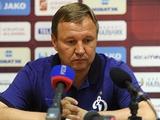 Президент московского «Динамо»: «Замену Калитвинцеву мы сейчас не ищем»
