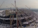 В Самаре не успеют построить стадион к ЧМ-2018