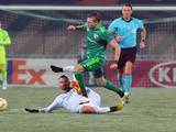 «Ворскла» — «Карабах» — 0:1. После матча. Сачко: «Сами себе привезли обидный, нелепый гол...»