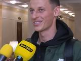Дмитрий Иванисеня: «Не хочу, чтобы меня на следующий день выгнали из сборной»