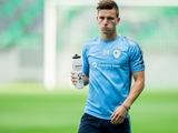 Беньямин Вербич вызван в сборную Словении на октябрьские матчи