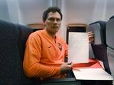 «Вас не сломить!» — Андрей Пятов написал письмо пленным украинским морякам (ФОТО)