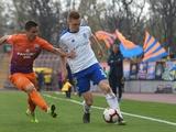 Виктор Цыганков — лучший игрок матча «Мариуполь» — «Динамо»