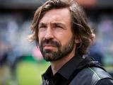 Андреа Пирло начал самостоятельную тренерскую карьеру