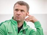 Сергей Ребров: «Я знаю, в чем главная проблема «Динамо»