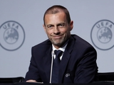 Никаких досрочных чемпионов. Заявление президента УЕФА Александера Чеферина