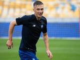 Сергей Сидорчук: «Футбола и полноценных тренировок очень не хватает»
