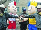 Принцип Лобановского: Евро-2012 выступит «локомотивом» для Украины