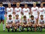 Игроки «Динамо» на чемпионатах Европы. ФРГ-1988