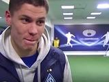 Денис Попов: «Поцеловал Вербича по-братски. Сказал, что буду должен ему»