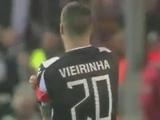 Respect года: ПАОК дал сыграть в чемпионском матче порвавшему кресты капитану (ВИДЕО)