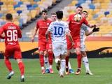 «Динамо» — «Минай» — 3:0. Безжалостное прощание с легендой