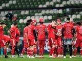 «Бавария» восьмой раз кряду стала чемпионом Германии