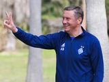 Александр Хацкевич: «Стараемся вывести Мбокани на наилучшее состояние к матчу с АЕКом»