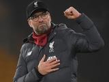 Клопп признан лучшим тренером минувшего сезона в Англии