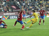Лига наций, 1-й тур. Чехия — Украина — 1:2. Обзор матча, статистика