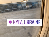 Миккель Дуэлунд прибыл в Киев (ФОТО)