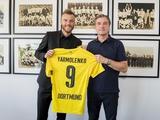 Официально: Андрей Ярмоленко — игрок дортмундской «Боруссии» (ВИДЕО)