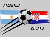 Аргентина vs Хорватия. Месси и Ко. едут домой?