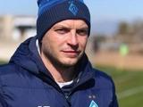 Олег Гусев: «Бенито давно не тренировался и не играл, но видно, что мастерство у него есть»
