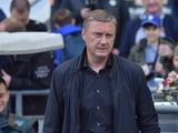 Александр Хацкевич — один из главных кандидатов на пост наставника московского «Динамо»
