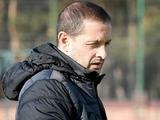 Роман Санжар дал игрокам «Карпат» индивидуальные задания и уехал в Киев