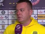 Иван Федык: «В таких матчах надо брать хотя бы очко»