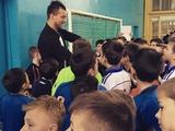 Андрей Ярмоленко порадовал детей Чернигова (ВИДЕО)