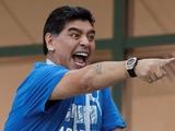 Диего Марадона может уйти из «Химнасии»