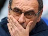 Маурицио Сарри: «Челси» не повезло. Мы пропустили с единственного момента»