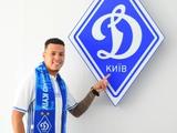 Официально: Сидклей — игрок «Динамо»