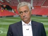 Моуринью: «Фаворитами в АПЛ являются «Манчестер Сити», «Тоттенхэм», «Ливерпуль» ивторой состав «Сити»