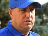 Юрий Мороз: «Хотели попробовать Русина на позиции левого полузащитника...»