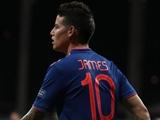 Хамес Родригес: «В «Реале» есть люди, которые много командуют»