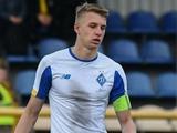 Динамовец Богдан Билошевский был удален в первом же матче за «Черноморец» (ВИДЕО)
