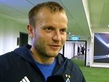 Олег ГУСЕВ: «Вообще не представлял, что еще сыграю за «Динамо»