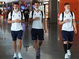 «Динамо» отправилось в Италию на матч с «Интером» без Луческу (СПИСОК ИГРОКОВ)