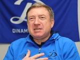 Официально. Вячеслав Грозный — главный тренер тбилисского «Динамо»