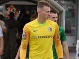 Андрей Шевченко довызвал в сборную Украины еще одного вратаря — 21-летнего Дмитрия Ризныка