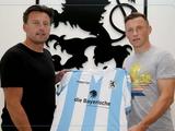 Ивица Олич перешел в клуб второй немецкой бундеслиги (ФОТО)