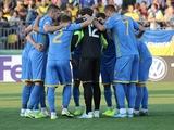 Украина — Эстония: стартовые составы команд. С Цыганковым, Сидорчуком и Бесединым
