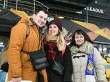 «Динамо» пригласило на матч с «Лугано» семью, которую в Харькове стюарды не пропускали на поединок с «Шахтером»
