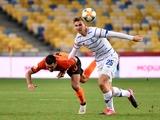 «Динамо» — «Шахтер» — 0:3. Гауди уходит